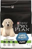 Pro Plan PUPPY LARGE Robust Optistart Корм для щенков крупных пород - 12 кг