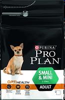 Pro Plan ADULT SMALL and MINI Optihealth Корм для взрослых собак мелких пород - 7 кг
