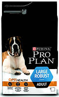 Pro Plan ADULT LARGE Robust Optihealth Корм для взрослых собак крупных пород - 14 кг