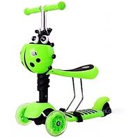 Самокат-беговел Scooter 3 в 1