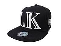 Черная кепка LК