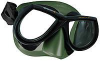 Маски для подводной охоты Mares Star LiquidSkin, зелёные