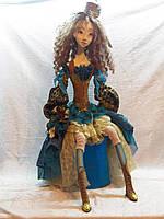 Авторская кукла Клариса.