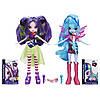 Куклы пони  Ария  Blaze и Соната Dusk из серии рейнбоу рок My Little Pony Equestria Girls