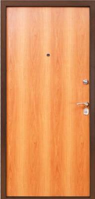 """Дверь металлическая модель """"Стандарт"""" ДСП ламинат"""