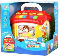 Обучающая игрушка Joy Toy Теремок (9149), говорящий домик