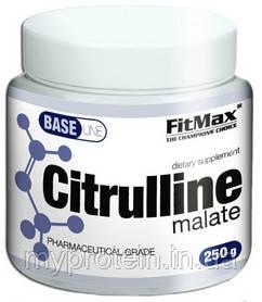 Предтренировочник малат Base Citrulline Malate (250 g)