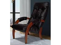 Кресло на деревянных ножках, модель 1.2 для отдыха