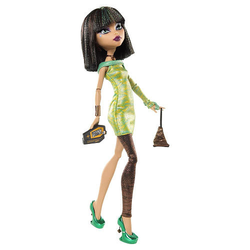 Кукла Монстер Хай оригинальная Клео де нил серия Рассвет танца Monster High Cleo de Nile Dawn of the Dance
