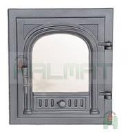 Чугунная дверца FPG2 450x405