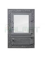 Дверца для камина чугунная FPM2 475x325