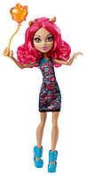 Кукла Монстер Хай оригинальная Хаулин Вульф серия Школьная Ярмарка Monster High Howleen Wolf