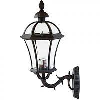 Парковый светильник QMT 1501L Real II, старинная медь