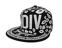 Cветящаяся черная кепка MDIV