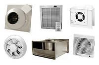 Вентиляторы и вентиляционные системы