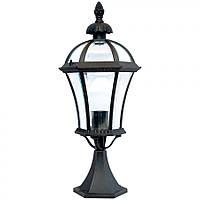Парковый светильник QMT 1504L Real II, старинная медь