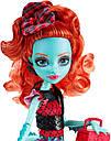 Кукла Монстер Хай оригинальная Лорна Макнесси серия Монстры по обмену, фото 3