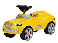 Толокар BMW жёлтый Ocie U-034Y