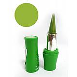 Сурма зелена з золотим перламутром, фото 2