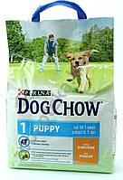 Dog Chow Puppy корм для щенков - 14 кг