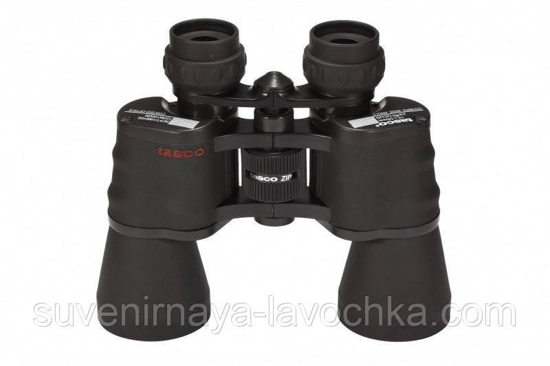 Бинокль 10x50 - Tasco Туристическая оптика для похода