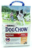Dog Chow Active корм для активных собак - 14 кг