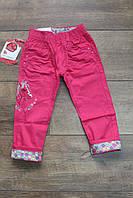 Стрейчевые котоновые брюки 1- год, фото 1