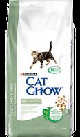Cat Chow Special Care Sterilized для кастрированных кошек - 15 кг