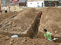 Копание ям