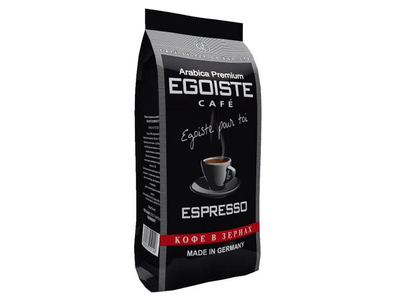 Кофе в зернах Egoiste Espresso 250 г.