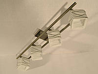 Люстра потолочная на 4 лампочки    P3-041/4C