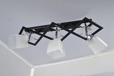 Люстра на 3 лампочки.    F+11705/3, фото 2
