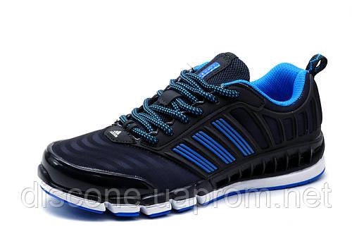 Кроссовки унисекс Adidas Climacool, темно-синие