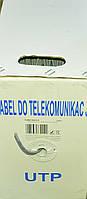 Кабель ''витая пара'' UTP 5E (CCA)  бухта 305м  KAB0100CCA