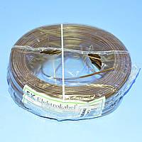 Провод монтажный медный LgY  1*0,5мм.кв H05V-K  Elektrokabel коричневый  KAB0843  / бухта 100м