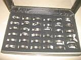 Кольцо из стали (с символами) , фото 4