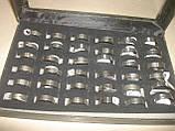 Кольцо из стали (с символами) , фото 5