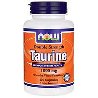 Таурин (Taurine),1000 мг 100 капсул