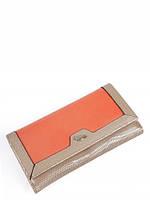 Модные кошелек кожаный женский L041-7071 Labbra