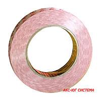 3M™ 9098 - Двухсторонний скотч, 5,0 мм х 50 м х 0,13 мм, прозрачный