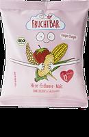 FruchtBar Knusper-Stangen Hirse, Erdbeere, Mais - Хрустящие хлебцы пшено, клубника, кукуруза с 12-го мес., 30г