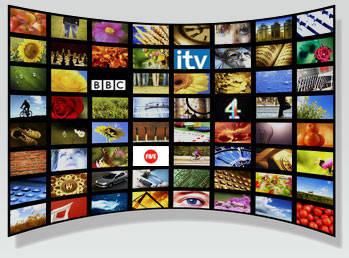Цифровое, спутниковое и аналоговое телевидение