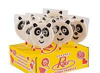 Леденцы на палочке Панда, 126 г