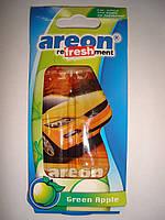 Ароматизатор Areon Liguid подвесной (Зеленое Яблоко)