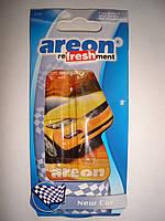 Ароматизатор Areon Liguid подвесной (Новая Машина)