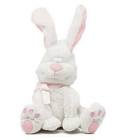 Большие мягкие игрушки зайцев