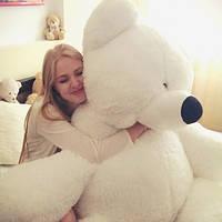 Большой плюшевый медведь игрушка 180 см