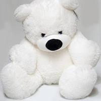 Плюшевая игрушка белый мишка 50 см