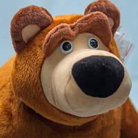 Маша и медведь мягкая большая игрушка75 см, фото 1