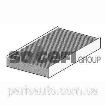Фильтр салона Citroen Jumpy Fiat Scudo Peugeot Expert 01/07-> PURFLUX AHC258  (6447YN, 6447YJ, 6447YK)